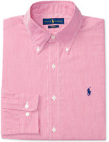 Polo Ralph Lauren Men's Slim-Fit Striped Dress Shirt