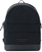 Burberry Nico backpack - kids - Calf Leather/Polyamide/Polyester - One Size