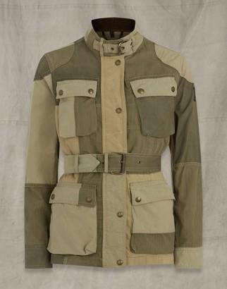 Belstaff Patchwork Trialmaster Jacket