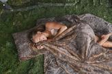 aerie Real ObsessedTM Faux Fur Blanket
