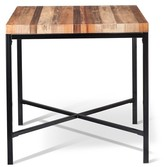 Mudhut Asmara Counter Height Table - Brown