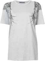 Alexander McQueen wing print T-shirt