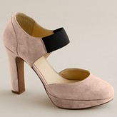 J.Crew Jayne platform heels