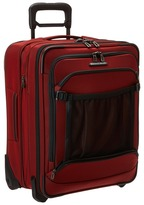 Briggs & Riley Transcend International Carry-On Expandable Wide-Body Upright Carry on Luggage