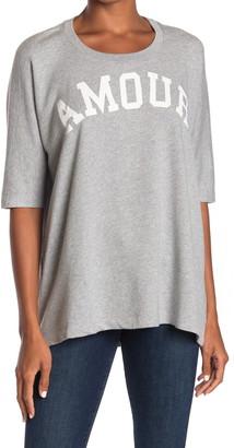 Zadig & Voltaire Portland Amour Print T-Shirt