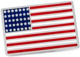 Ice American Flag Lapel Pin