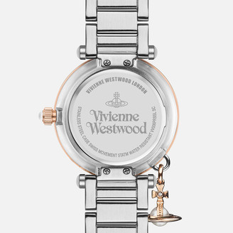 Vivienne Westwood Women's Mother Orb Watch - Silver/Gold