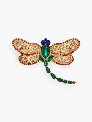 Talbots Dragonfly Brooch