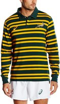 Asics South Africa Springboks 2015 RWC Long Sleeve Polo Shirt