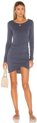 Bobi Supreme Jersey Mini Dress