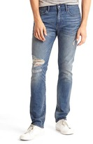 Gap STRETCH 1969 destructed skinny fit jeans