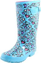Skechers Flashfloods Tiny Drops Rainboot (Little Kid/Big Kid)
