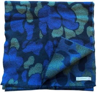 Burberry Multicolour Cashmere Scarves & pocket squares