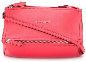 Givenchy Logo Plaque Shoulder Bag