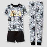 Star Wars Boys' Pajama Set - Gray