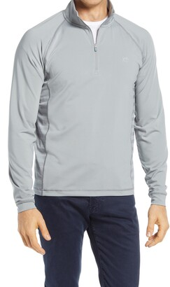 Southern Tide Island Performance Quarter Zip Pullover