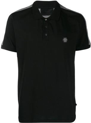 Philipp Plein Rear Logo Polo Shirt