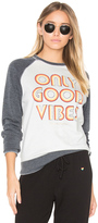 Spiritual Gangster Only Good Vibes Sweatshirt