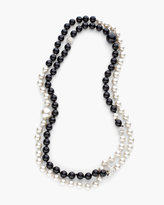 Chico's Rosalie Single Strand Necklace