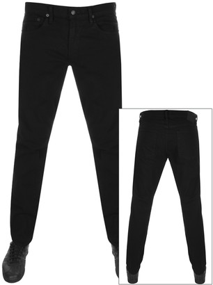 Ralph Lauren Sullivan Slim Stretch Jeans Black