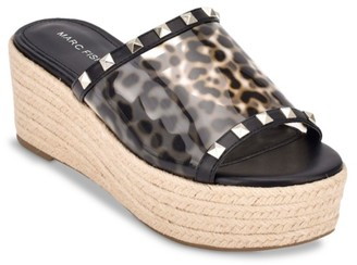 Marc Fisher Jelise Espadrille Wedge Sandal