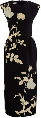 Dries Van Noten Blended wool dress