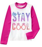 Gymboree Stay Cool Rashguard