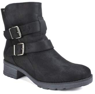 White Mountain Footwear Chastity Ankle Boot