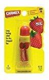 Carmex Lip Balm 10 ml Strawberry Tube (Pack of 12) by