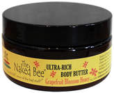 The Naked Bee Grapefruit Blossom Honey Ultra-Rich Body Butter by 8oz Butter)