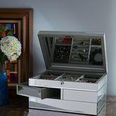 west elm Grand Mirrored Jewelry Box