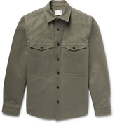 Steven Alan - Washed-cotton Gabardine Shirt Jacket