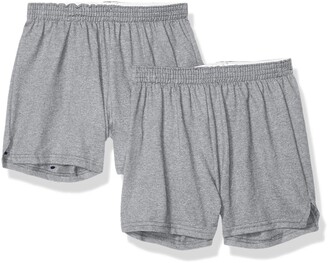 Soffe Women's Authentic Cheer Short 2 Pack Oxford X-Large