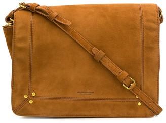 Jerome Dreyfuss textured satchel bag