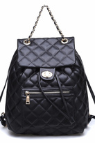 Urban Expressions Monroe Quilted Backpack