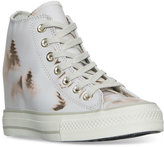 Converse Chuck Taylor Lux Metallic Casual Sneakers from Finish Line