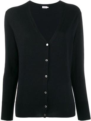 Filippa K V-Neck Button-Up Cardigan