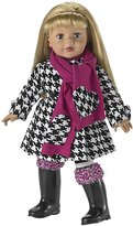 Madame Alexander Dressed In Houndstooth Doll