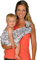 Balboa Baby Dr. Sears Original Adjustable Baby Sling in Grey Dahlia