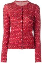 Bottega Veneta buttoned cardigan - women - Silk/Cashmere - 40