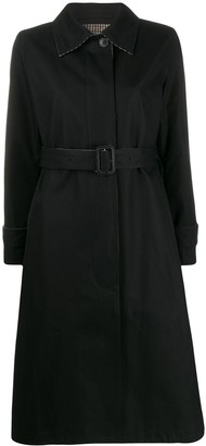 MACKINTOSH Reversible Belted Trench Coat