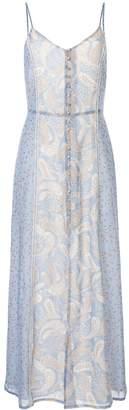 We Are Kindred Amalfi paisley-print slip dress