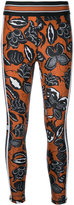 The Upside Butterfly print leggings - women - Polyamide - XXS