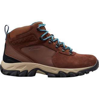 Columbia Newton Ridge Plus II Suede WP Hiking Boot - Men's