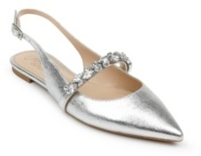 Badgley Mischka Bambi Flats Women's Shoes