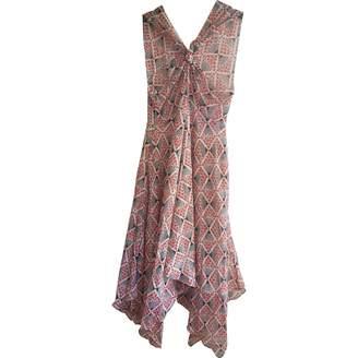 Cacharel Silk Dress for Women