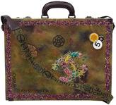 Chanel Graffiti travel bag