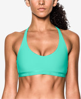 Under Armour HeatGear® Low-Impact Seamless Compression Sports Bra