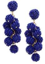 Natasha Beaded Shaky Drop Earrings