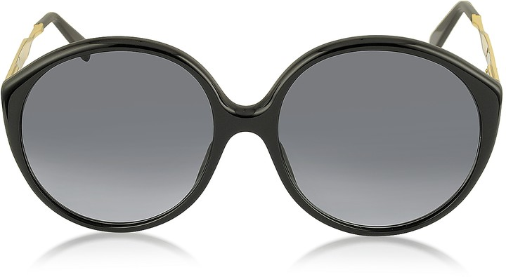 Marc Jacobs MJ 613/S Acetate Round Women's Sunglasses
